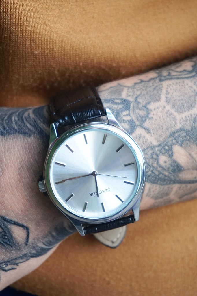 tattoos sleeve second watch katelouiseblog