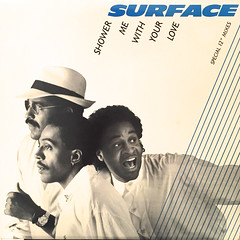 SURFACE:SHOWER ME WITH YOUR LOVE(JACKET A)