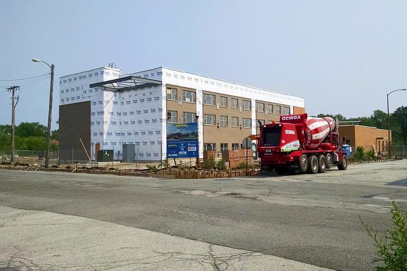 New construction; 839 Massachusetts Street