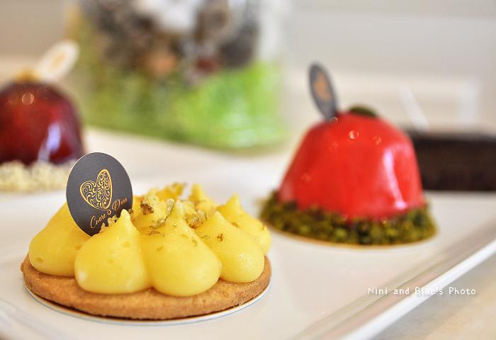 金心盈福法義式甜點13