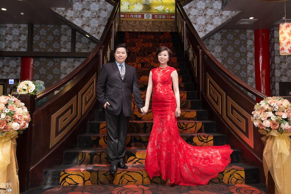 台南婚攝 濃園滿漢餐廳 | 訂婚儀式 家宴 (61)