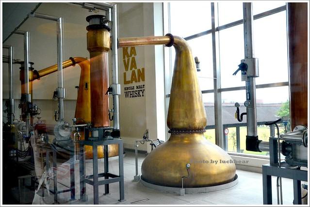 宜蘭金車知性之旅+威士忌酒廠蘭花園水產養殖城堡咖啡023-DSC_8998