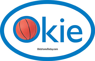 Thunder Okie Sticker