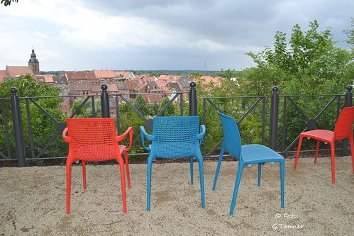Bundesgartenschau Sitzen