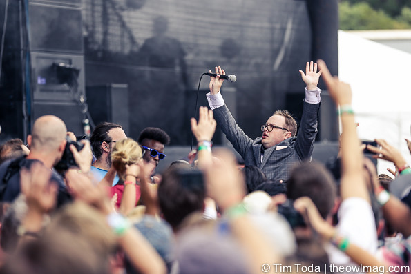 St. Paul and the Broken Bones - OSL 2015-5