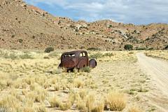 DSC02282 - NAMIBIA 2010 Geisterschlucht, Aus
