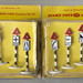 Dinky Toys 766 and 767 Country Road Signs sets A and B by buzzer999