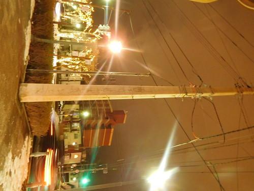 最古のコンクリ電柱