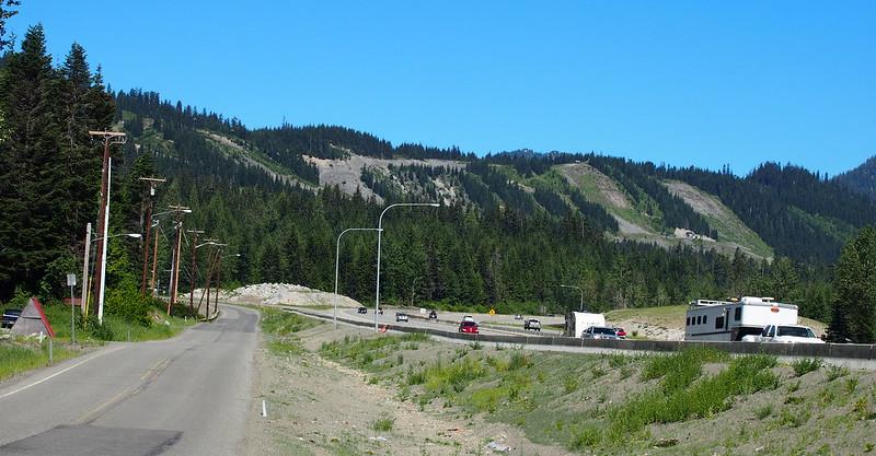 I-90 at Hyak