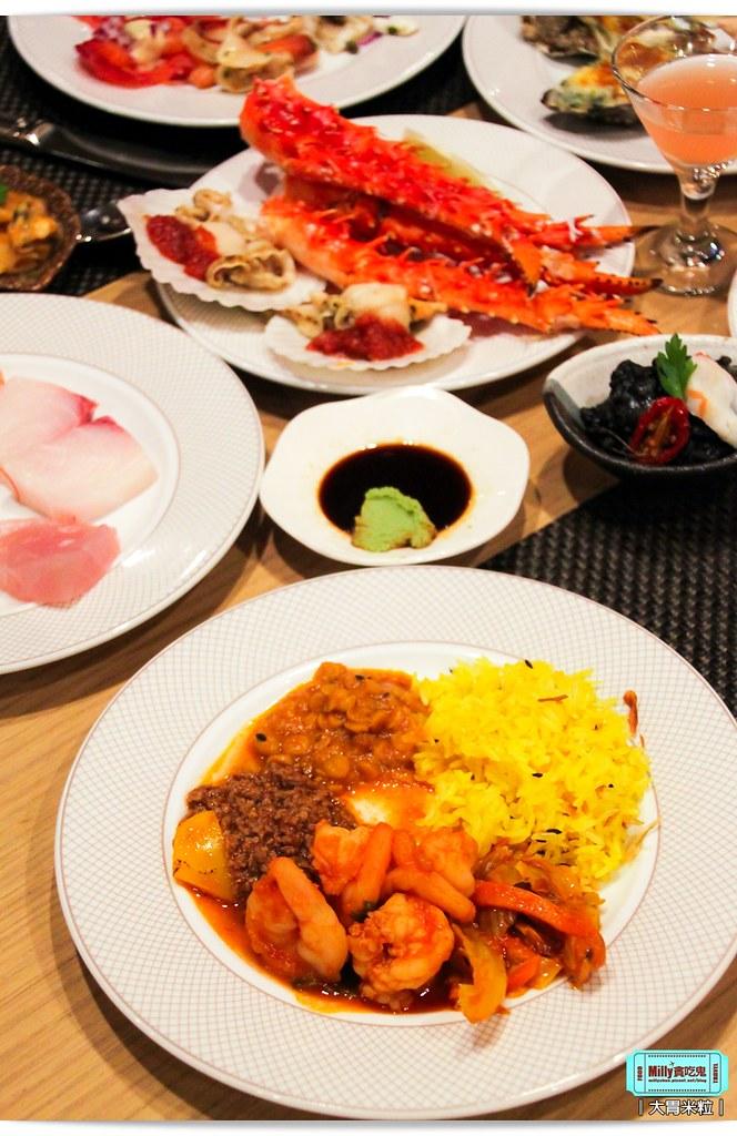 香格里拉CAFE海鮮吃到飽0059