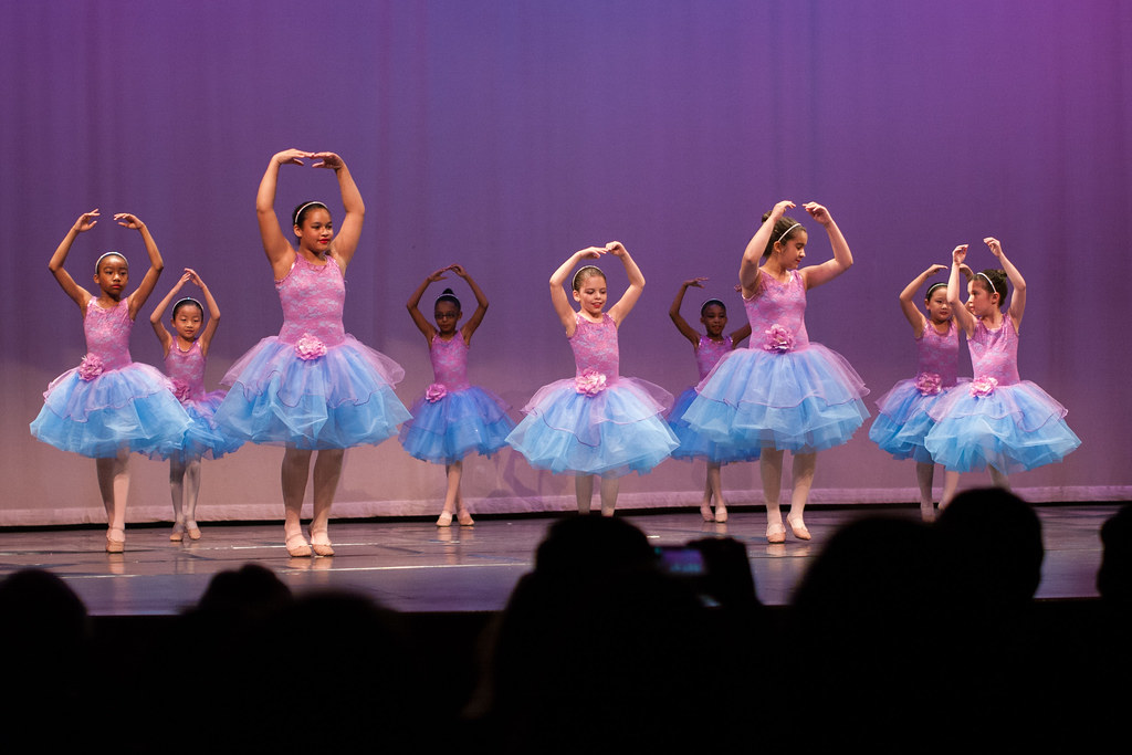 All the ballerinas