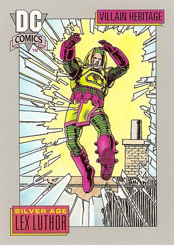 luthor battlesuit