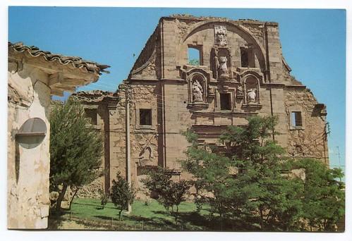Santa Cruz de la Zarza (Toledo) :Convento de PP.Trinitarios