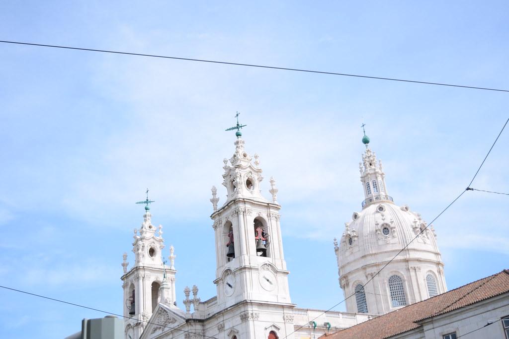 Basilica Estrela, Lisbon, Portugal