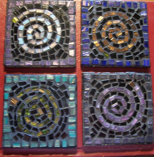 Coasters, design by Mosaic Mercantile