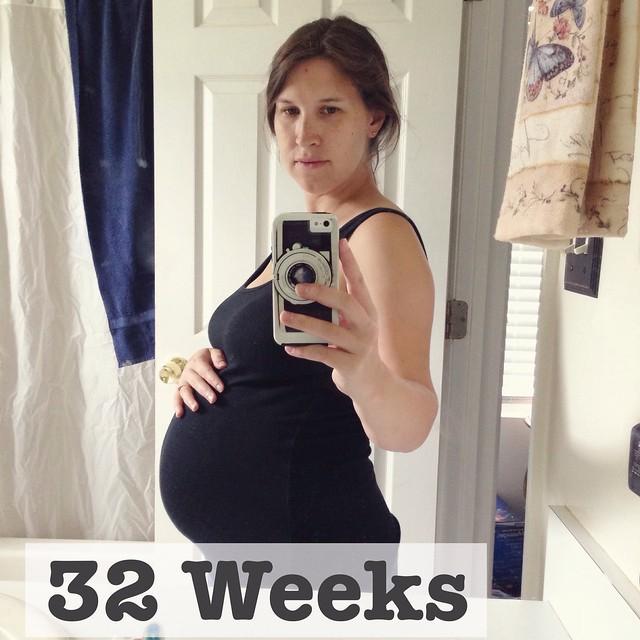 32(ish) weeks