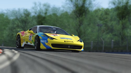 F458 Terashima - Ferrari Challenge Asia Pacific 2011 - Assetto Corsa