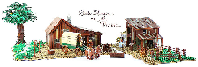 On The Banks Of Plum Creek The Little House on th...