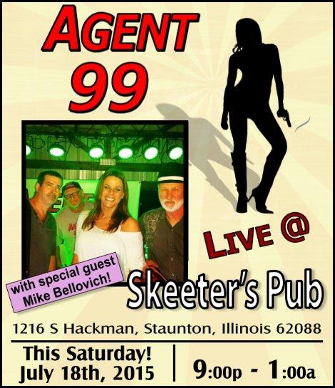 Agent 99 7-18-15