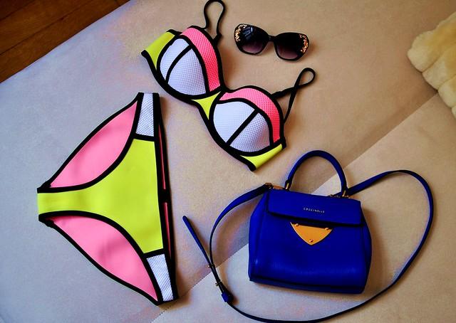 a4f049f6a Veroniky módní deníček: Plavky Triangl- vše co potřebujete vědět ...