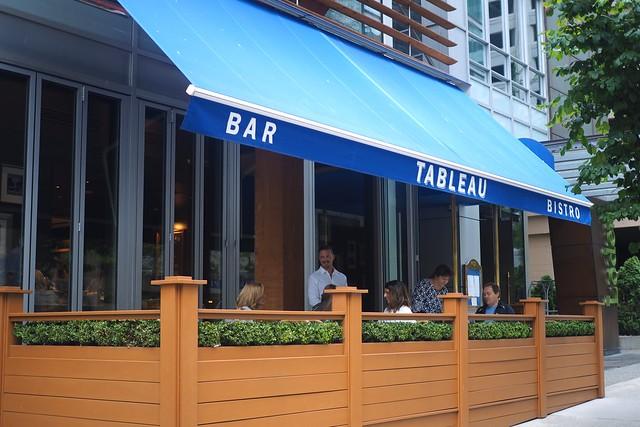 Tableau Bar Bistro | Loden Hotel @ Coal Harbour, Vancouver