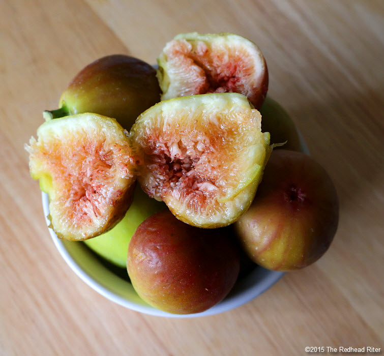 bowl of figs Putting Positives Together