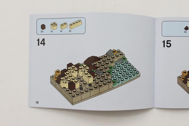 Οδηγίες για το Star Wars SDCC 2015 Dagobah Mini-Build 19729984325_34ec203b8d_z