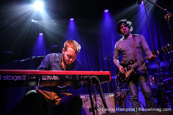 Quarto Negro @ The Independent, San Francisco 7/14/15