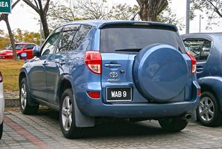 2005–2008 Toyota RAV4 5-door SUV