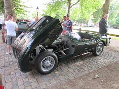 Jaguar C-Type and D-Type Replicas