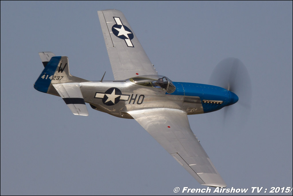 P-51D Mustang, North American, F-AZXS, AKARY Frédéric,, free flight world masters valence Chabeuil 2015, BleuCiel Airshow 2015,, Meeting Aerien 2015