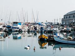 Jaffa Port, 2015.