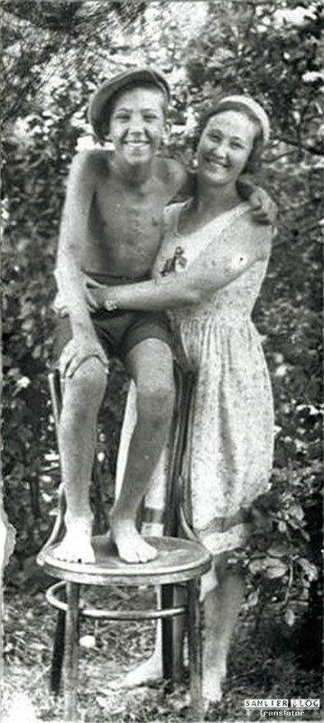 苏联名人家庭照片16