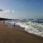 Плажът на Велека