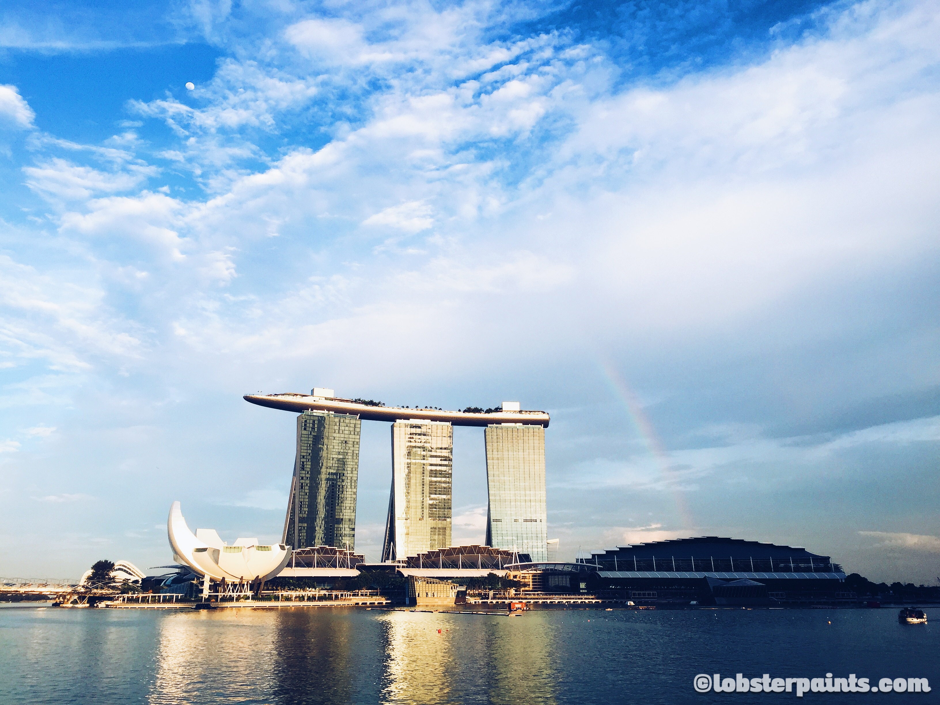 28 July 2015 | Marina Bay Sands, Singapore