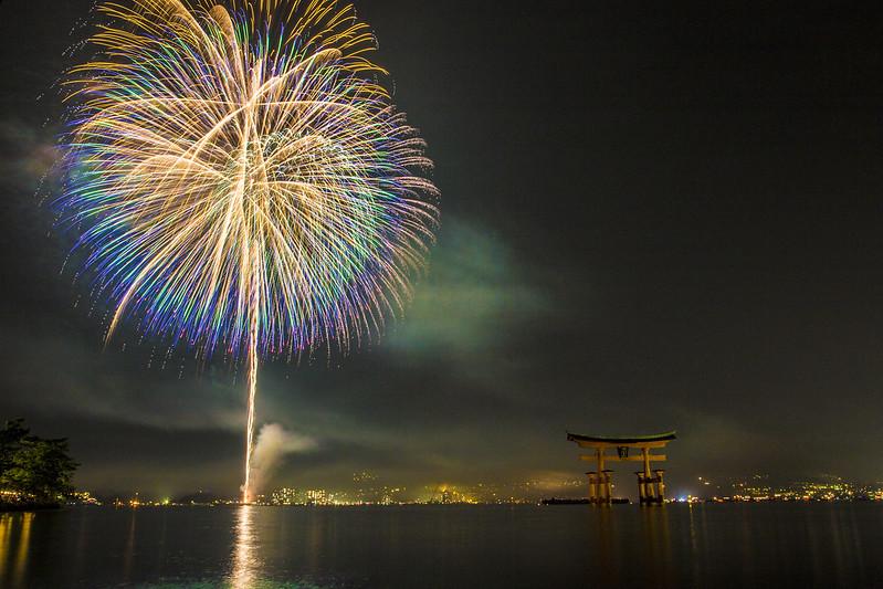 宮島水中花火大会20150811_29