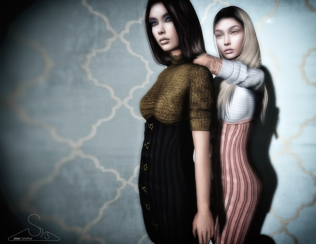 [sYs] NANA dress - SecondLifeHub.com