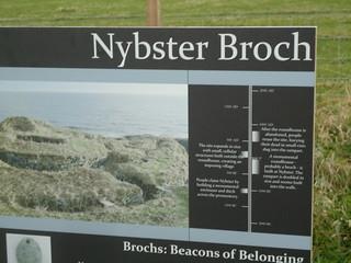 Nybster Broch