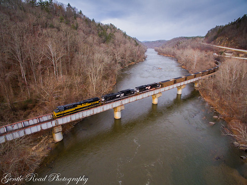 marshall rollins french broad river norfolk southern 8100 nickel plate