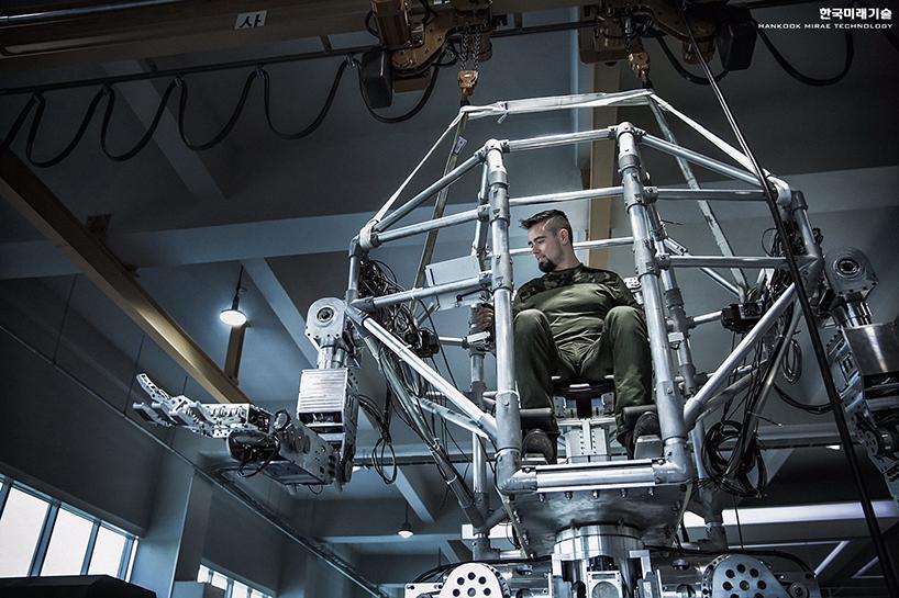 Каркас робота METHOD-2