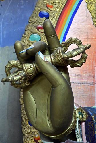 murals buddhism monastery ladakh hemismonastery imagesofindia tibetanbuddhism gururinpoche indiantourism padmasambhaba tourismofindia imagesofladakh paintingsinmonastery paintingsinhemismonastery