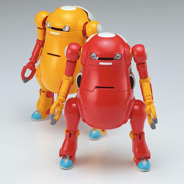 長谷川 35機動機器人 1/35比例組裝模型
