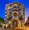 La Pedrera de Antoni Gaudí (Barcelona)