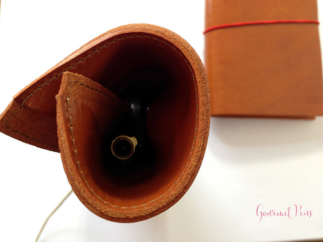 Review Paper Republic Le Porte Crayon Leather Pen Holder (11)