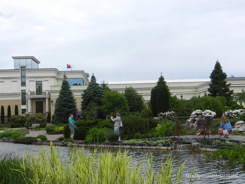 Музей коррупции Межигорья