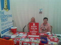 Eddystone Trust at Plymouth Respect 2015