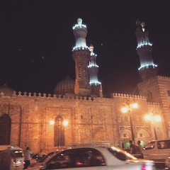 #alazhar in #Cairo #Citizenjournalism #Blogger #IslamicCairo #mosques #Egypt