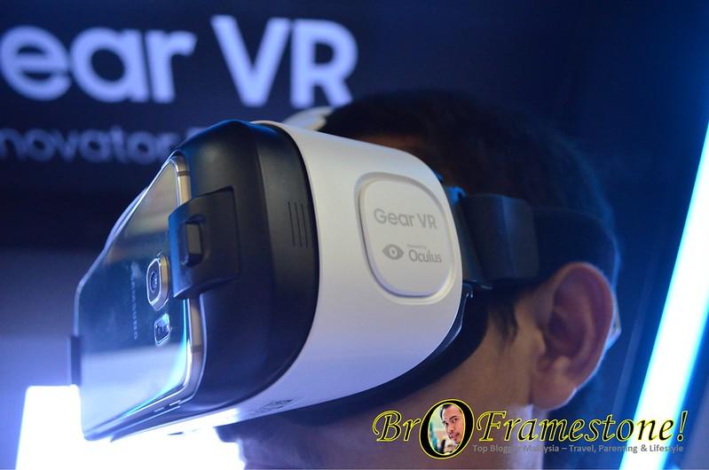Samsung Gear VR - Samsung Galaxy S6 & S6 Edge