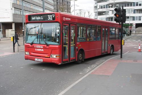 Arriva London South PDL118 LJ05GOU
