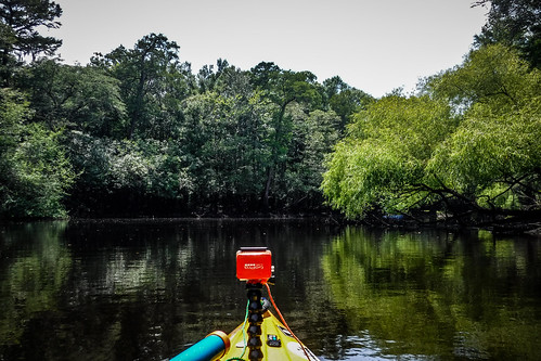 Edisto River Beer Commercial and Rope Swing Float-102